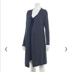 Maternity Nursing Sleep Set - Gown & Robe